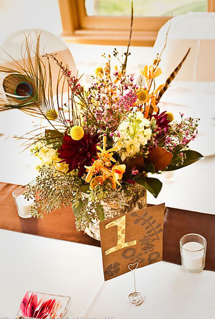 Decorate your home in fall colors tips and updates babamail - Fall decor trends five tips to spruce up your homes ...