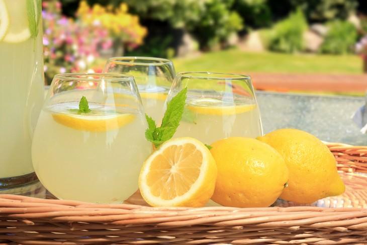 turmeric, lemonade, depression