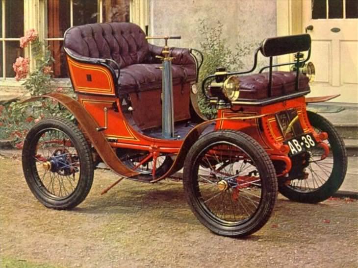 old cars, vintage