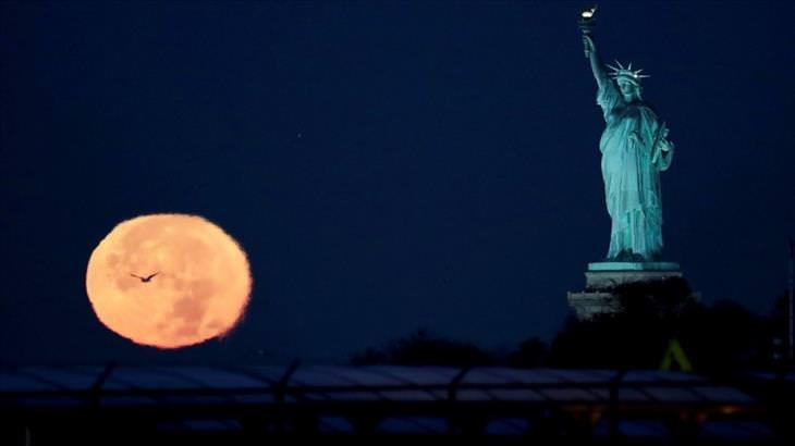 Super moon, photos, beautiful