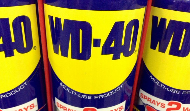 wd-40, oil, uses
