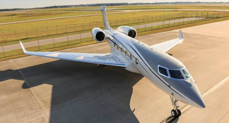 private plane, G500
