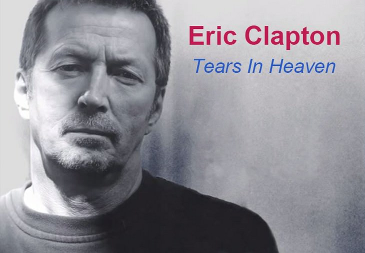 Tears in Heaven, Eric Clapton, sad song, music