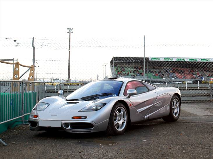 a concise history of mclaren road cars | wheels, air & water - babamail