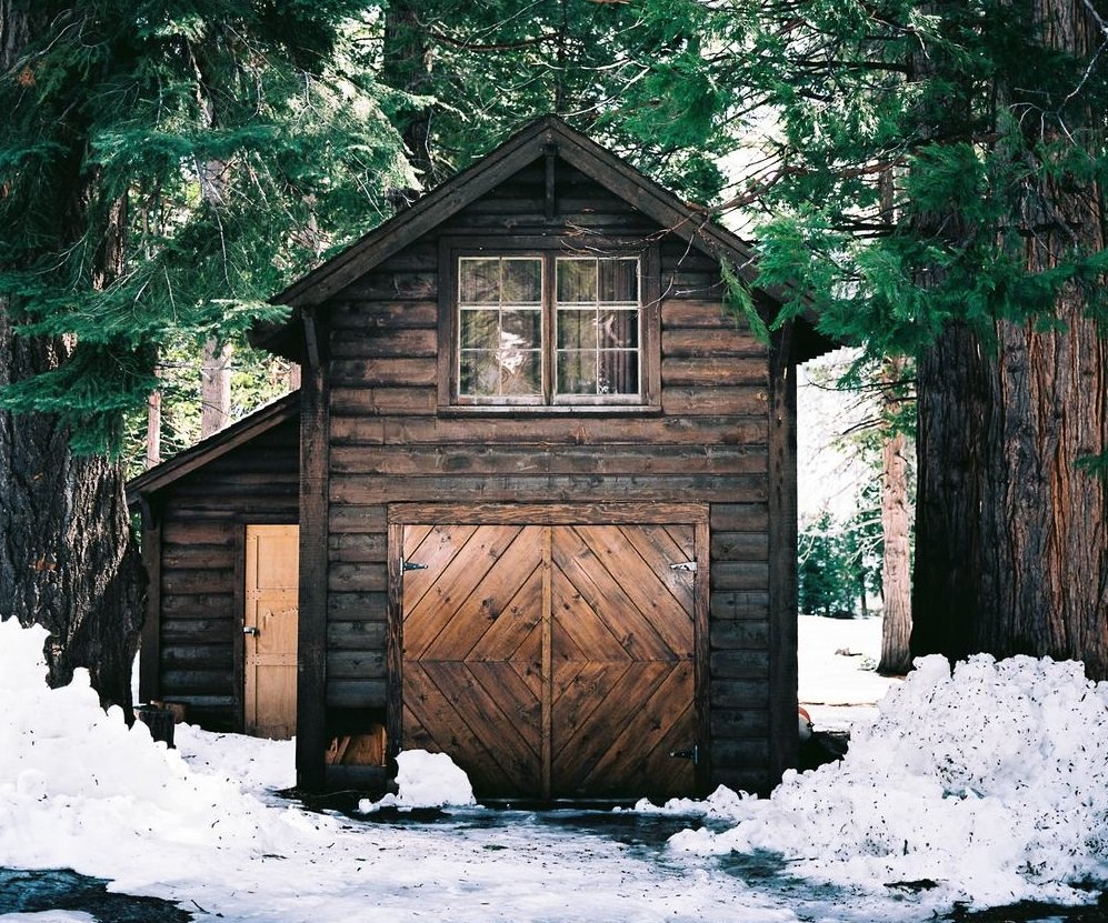 27 Perfect For Winter Log Cabins Design Photography