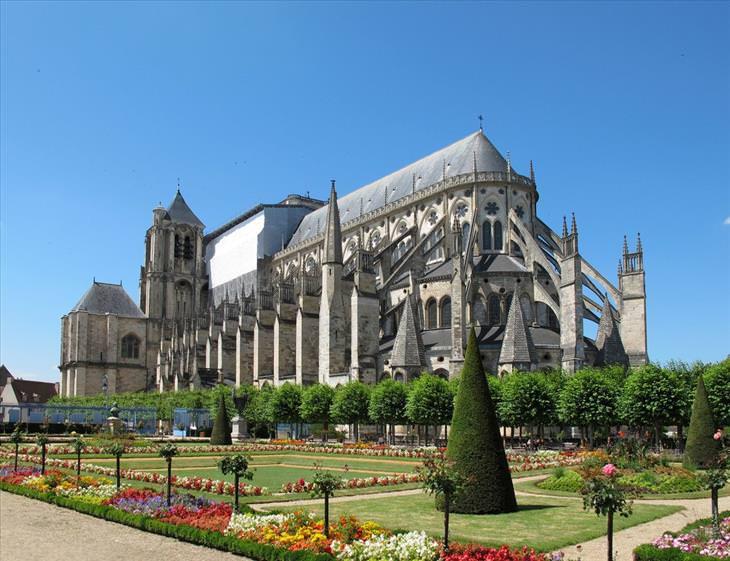 church, France, travel