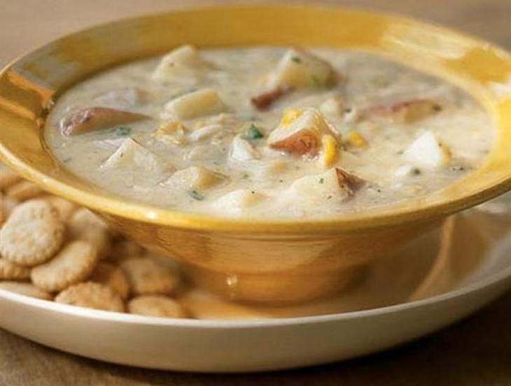 soups, winter, recipes