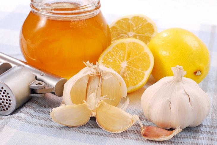 Recipe - Delicious - Boost Immunity - Honey - Garlic