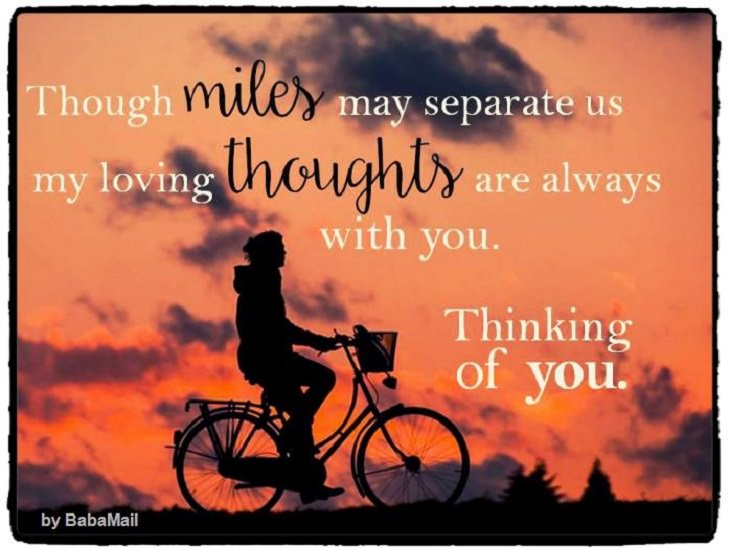 Greetings - cards - Thinking of you