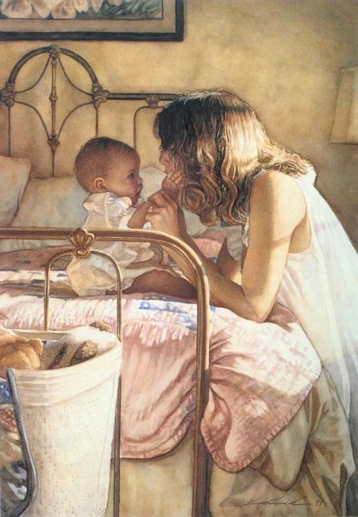 steve hanks paintings