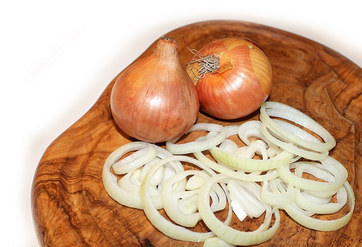 Onions - Food - Healing Powers