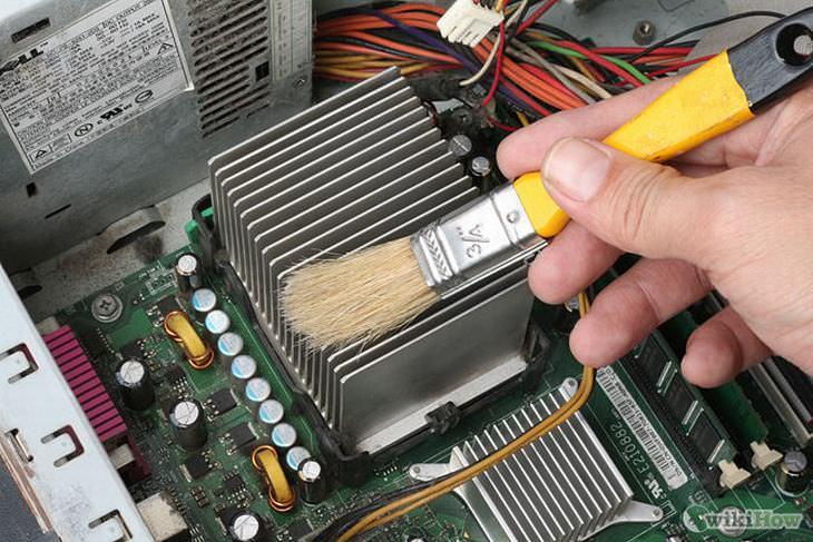 Как можно самому почистить компьютер