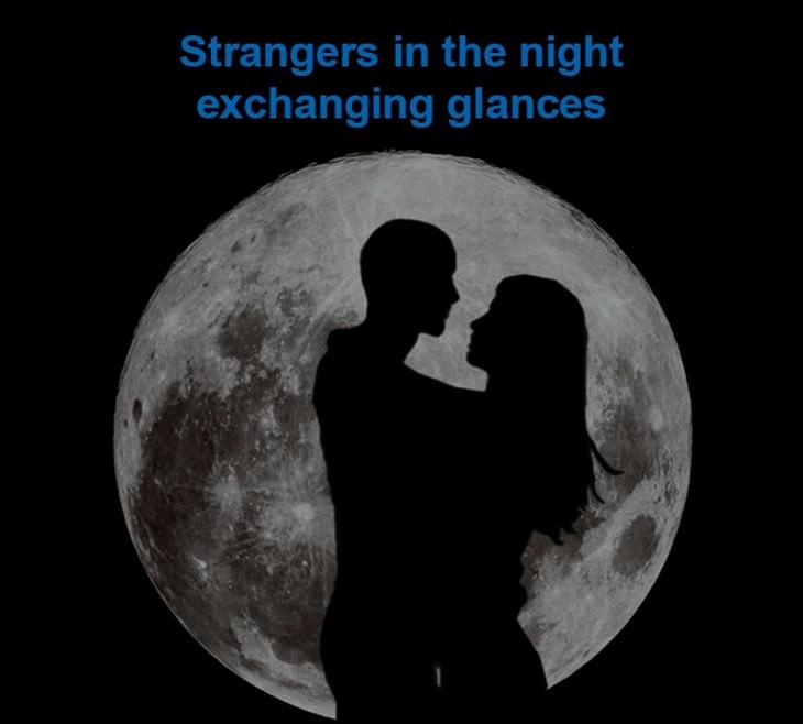 sinatra, strangers in the night, song, romantic