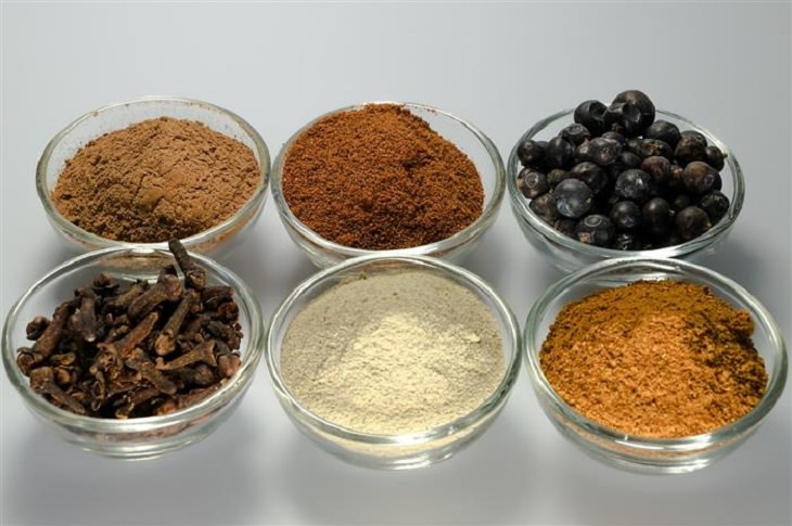 Spices - Lower - Blood Pressure
