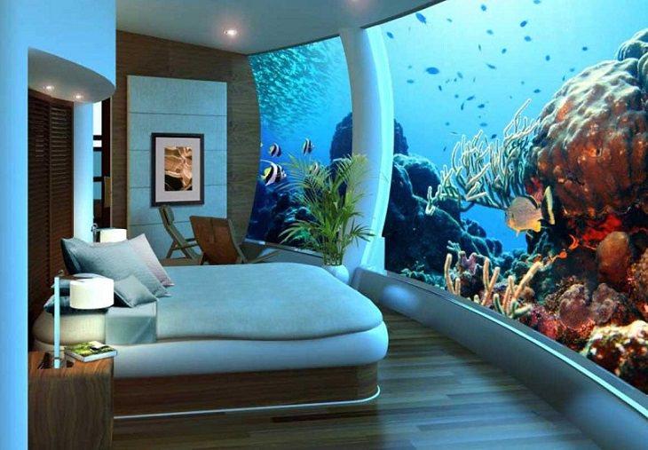 Hotel - Underwater - Adventure - Fiji
