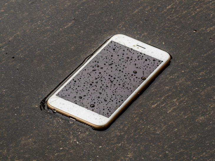 Wet - Phone - How to Fix