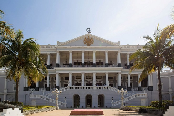 palace, Indian,