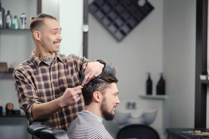 Joke - Funny - Barber