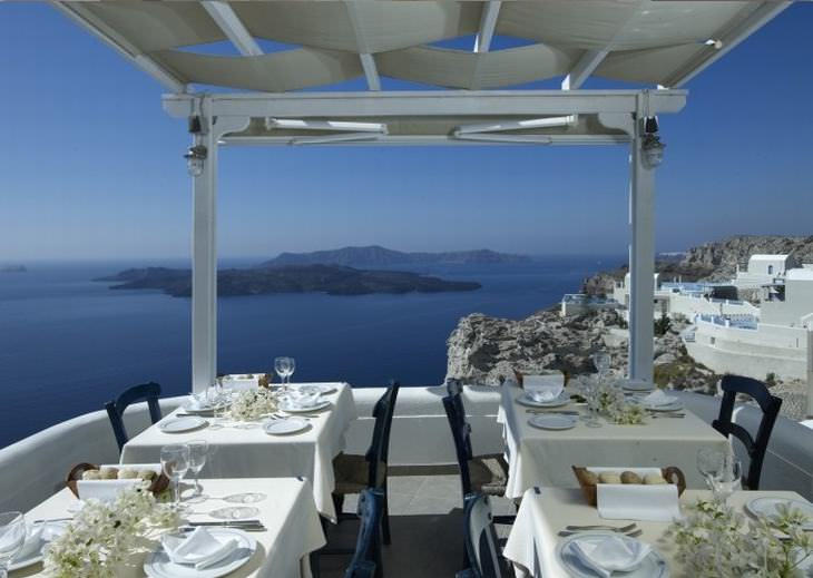 restaurants with views