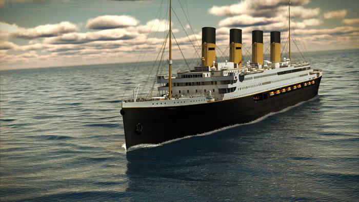 Welcome on Board Titanic II: The Replica of the Titanic We All Know