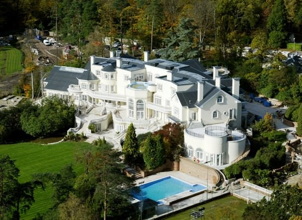 These Homes Are Simply the World's Most Expensive...