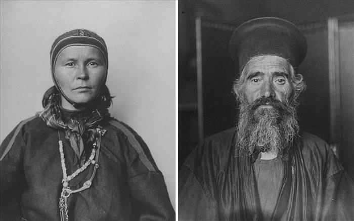 The Variety Of People That Arrived At Ellis Island Was Staggering...