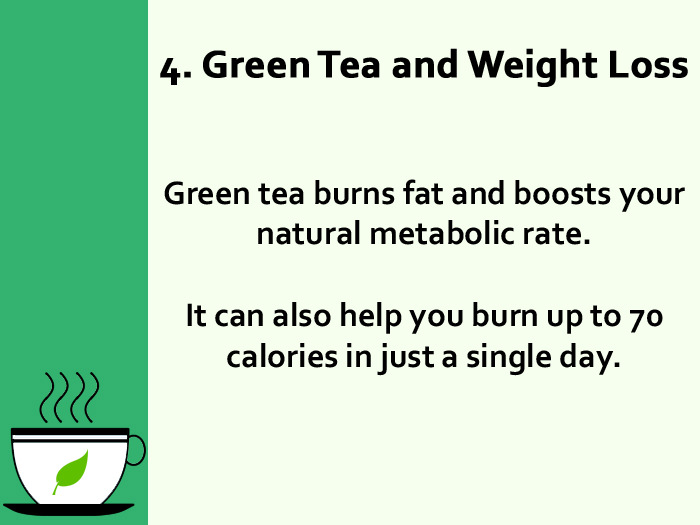 25 Reasons to Start Drinking Green Tea Right Now!