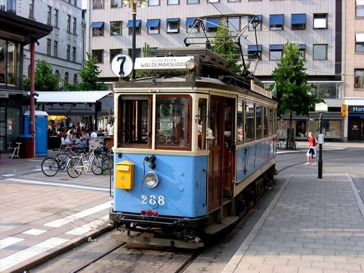 10 streetcar cities