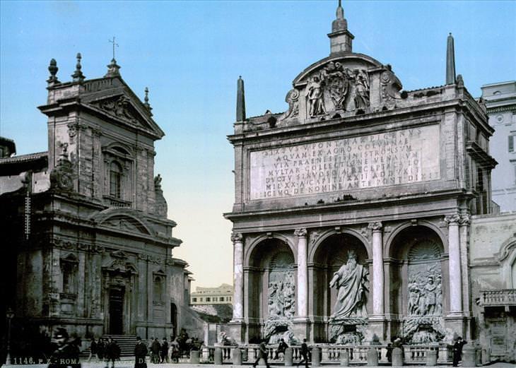 1890s Rome