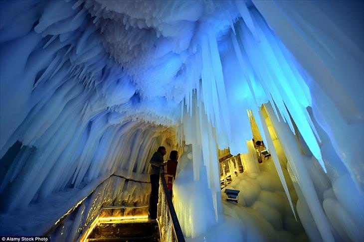 China Ice Cave