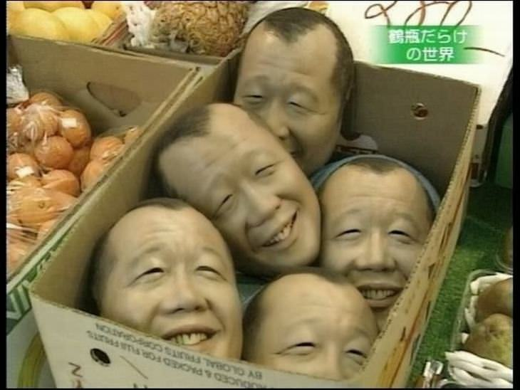 15 Weird Japan Photos