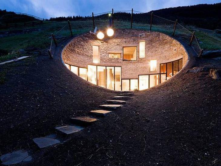 Odd Homes