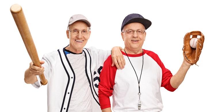 baseball friends joke