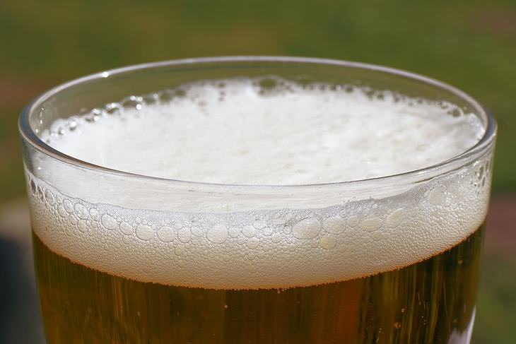uses for beer around the house