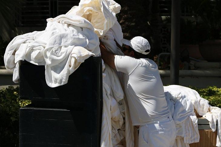 homemade laundry whitening