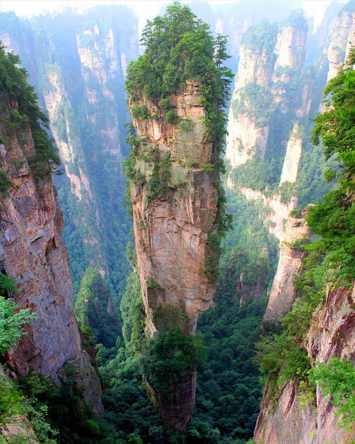 China, beautiful
