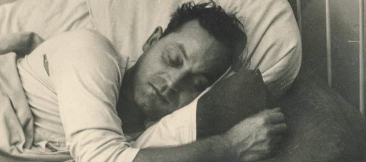 sleeping twice per night