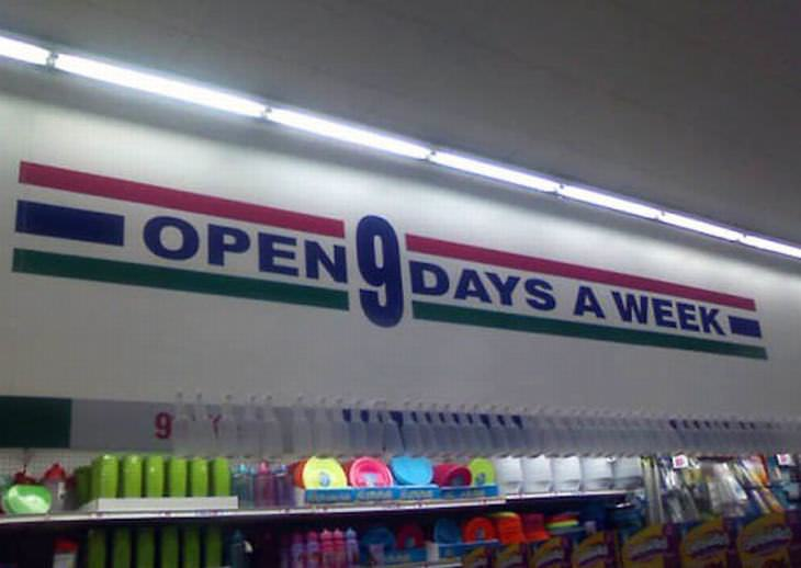 funny, supermarket, mistakes