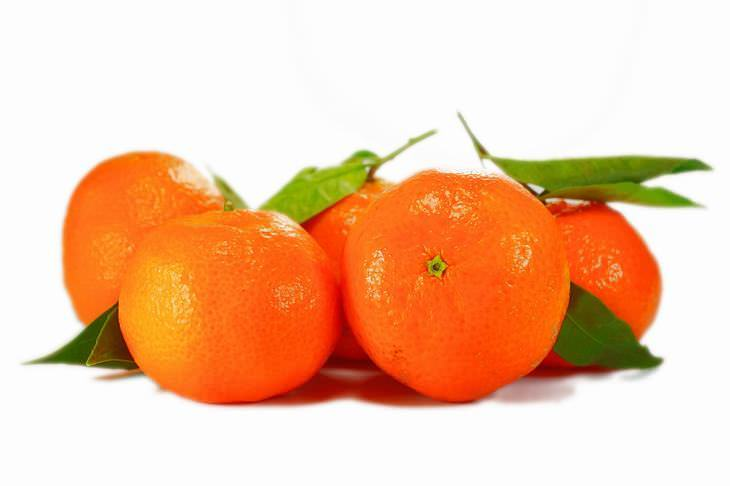 oranges, healthy