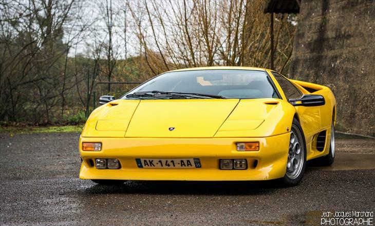 Evolution Lamborghini