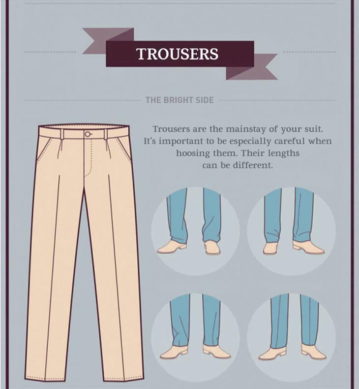 suit infograph
