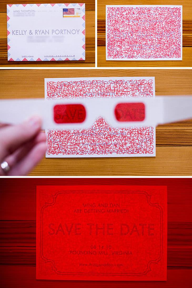 17 Inventive & Irresistible Wedding Invitations | Baba Recommends ...