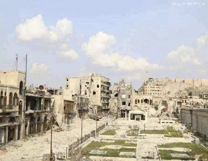Syria war images