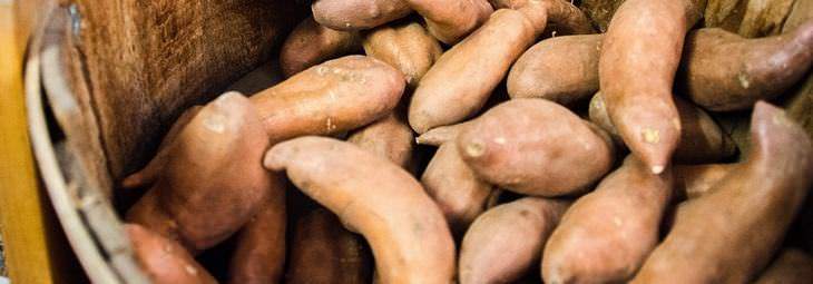 Sweet potatoes, diabetes