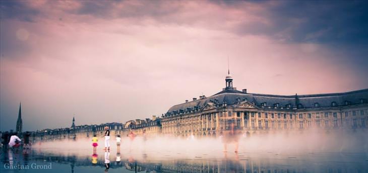 Bordeaux, beautiful, travel