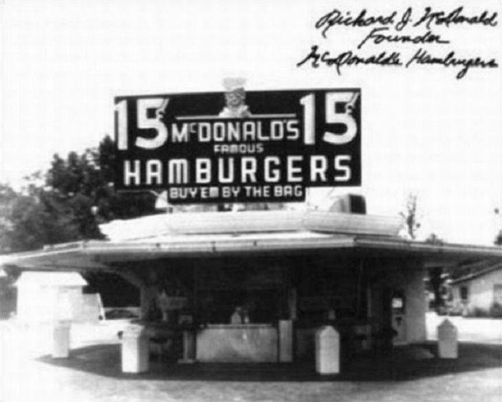 burgers, mcdonalds
