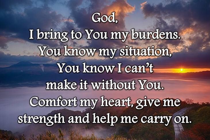 10 Prayers To God Asking For Help Spirituality Babamail