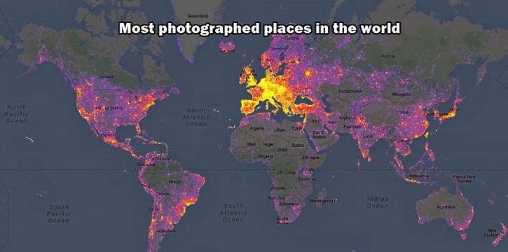 interesting world maps