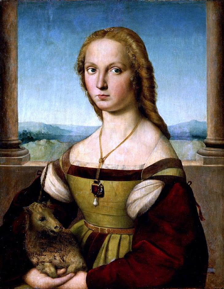 Raphael, paintings, art
