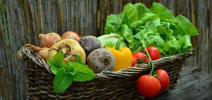 salad, eyes, health, vision